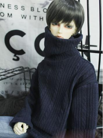 BJD Clothes Boy/Girl Dark B...