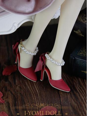 BJD 1/3 Shoes Girl Highheel...