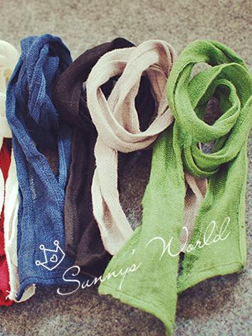 BJD Boy/Girl Scarf for MSD/...
