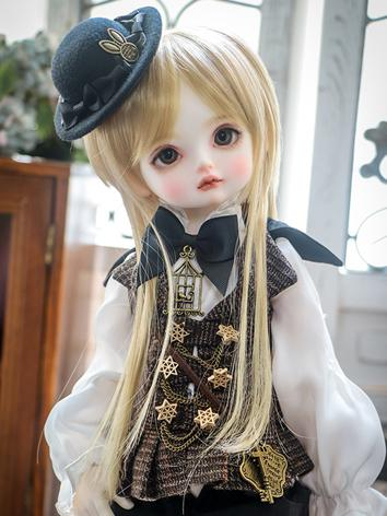 1/4 Clothes Boy Suit for MSD Ball-jointed Doll