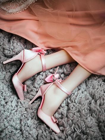 Bjd Shoes 1/3 Girl Pink/Blu...