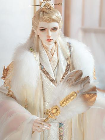 Limited Time BJD White Drag...