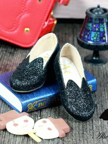 Bjd 1/4 Shoes Female Black/...