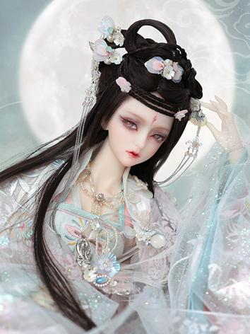 BJD 1/3 Chang e chinese ancient wig accessory JE318091 for SD Ball-jointed doll