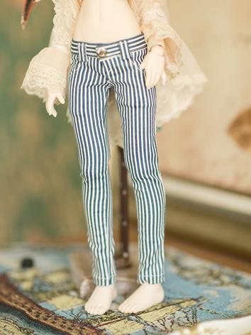 BJD Clothes Stripe Trousers...