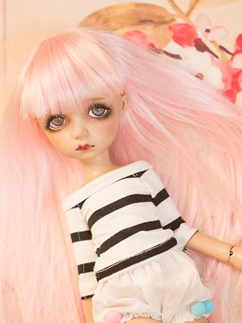 BJD Clothes Stripe T-shirt ...