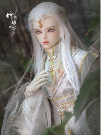 BJD Bamboo-NiangHua Boy 62cm Ball-jointed doll