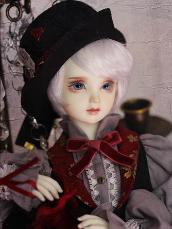 BJD Red-Moon 43cm boy Ball-...