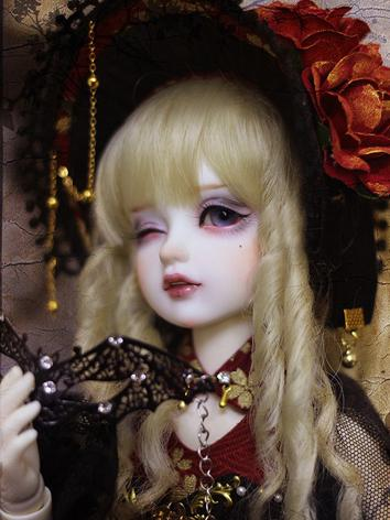 BJD Red-Moon SP Girl 43cm B...