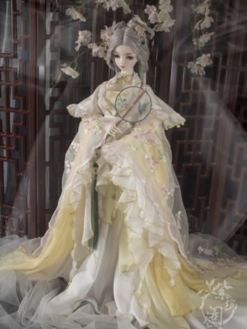 BJD Clothes Girl Chinese Li...