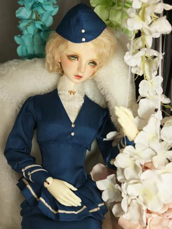 BJD Clothes Girl Elegant La...