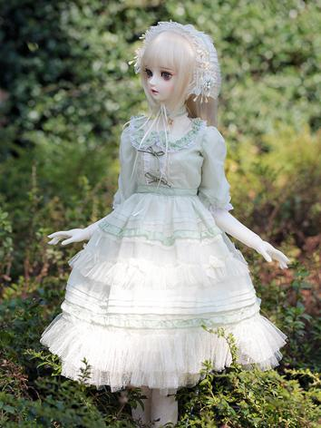 1/3 Clothes Girl Mint Dress...