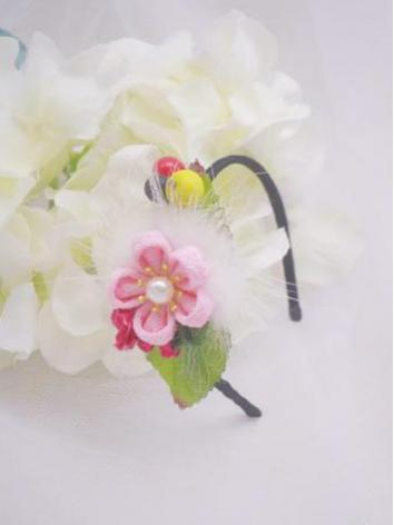 BJD Girl Hairband Hairpin H...