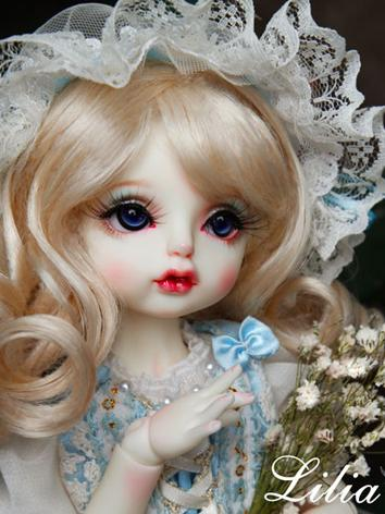 BJD Lilia 27.5cm Girl Ball-...