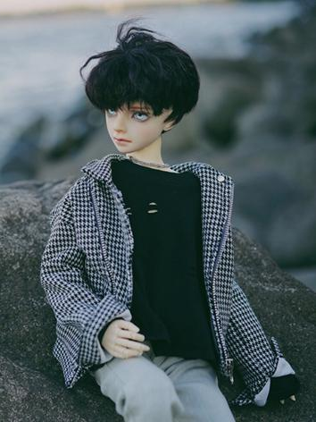 BJD Clothes Boy Gird Jacket...