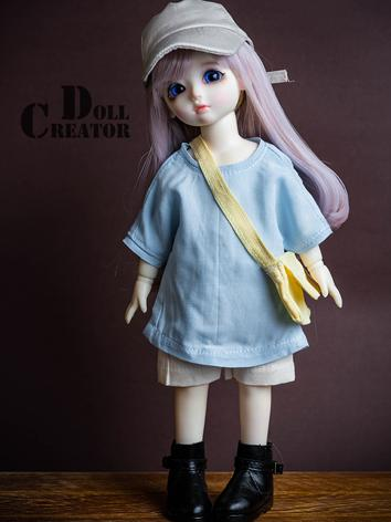 BJD Clothes Boy/Girl Suit f...