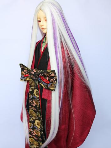 BJD Wig Boy Long Hair for S...