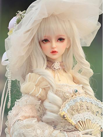 (AS Agency)Limited Edition BJD ChangE*Europe Style Girl 62cm Ball-Jointed Doll