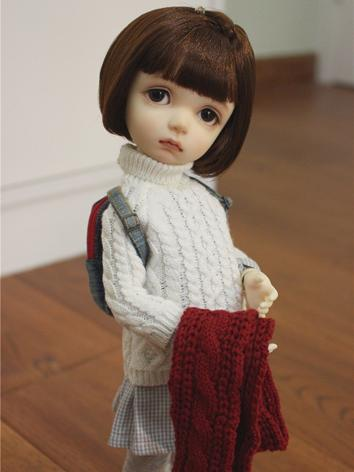BJD Clothes 1/6 Girl Beige/...
