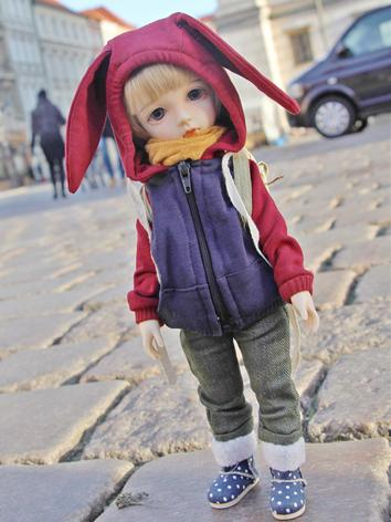 BJD Clothes 1/6 1/4 Boy/Gir...