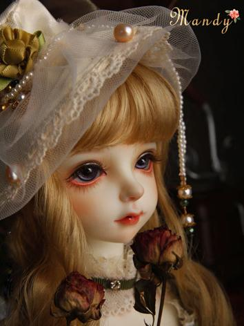 BJD Mandy 58cm Girl Ball-jo...