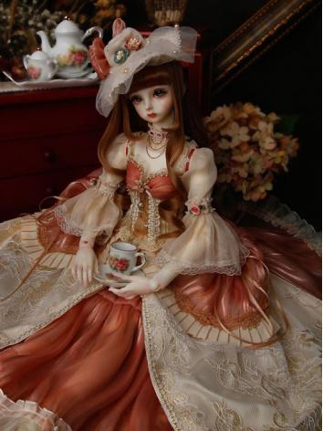 BJD Clothes Girl Dress Lucy...