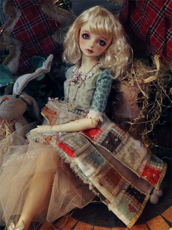 BJD Clothes Girl Lace Dress...
