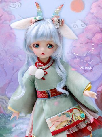 (AS Agency)BJD Limited Fullset Capricornus Fullset Limited doll 31cm Ball Jointed Doll