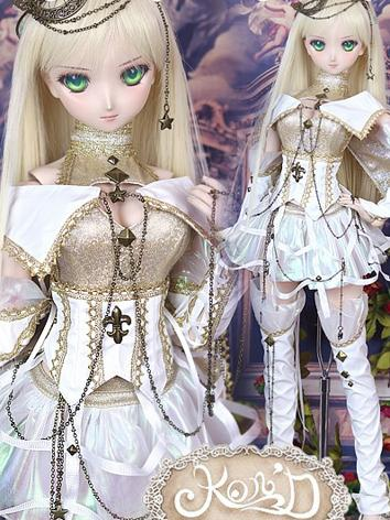 1/3 BJD Clothes SD/DD size Magic Girl Suit Ball-jointed Doll