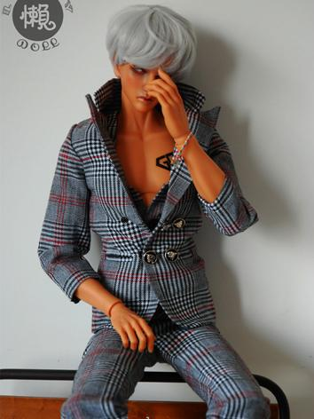 BJD Clothes Boy Gird Suit f...