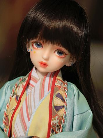 Limited Time BJD Wagashi Girl 44cm Ball-Jointed Doll