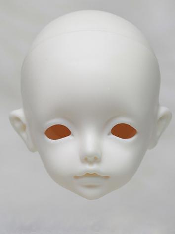 BJD Doll Head Penny for 1/4...
