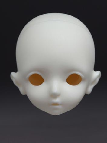 BJD Doll Head Mannikin for 1/4 body Ball-jointed Doll