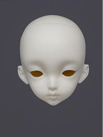 BJD Doll Head Kerze for 1/4 body Ball-jointed Doll
