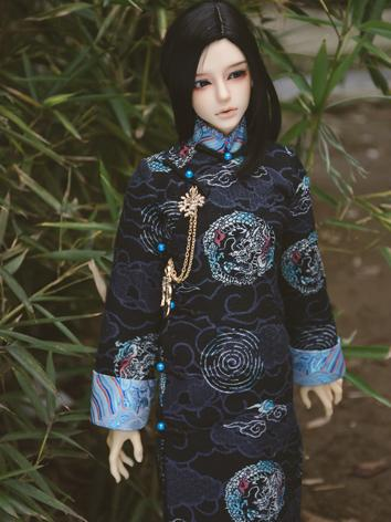 Custom-sized Clothes Boy Printed Anceint Outfit for MSD/SD/DD/65CM/70CM/75CM Ball-jointed Doll