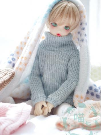 BJD Clothes Girl/Boy Sweater for MSD/SD Ball-jointed Doll