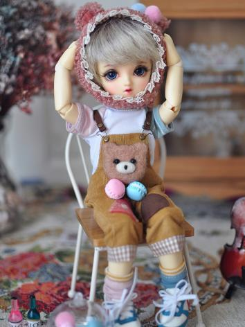 1/6 Clothes Boy/Girl Suspen...