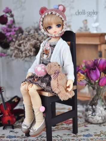 BJD Clothes Girl Dress 【vin...