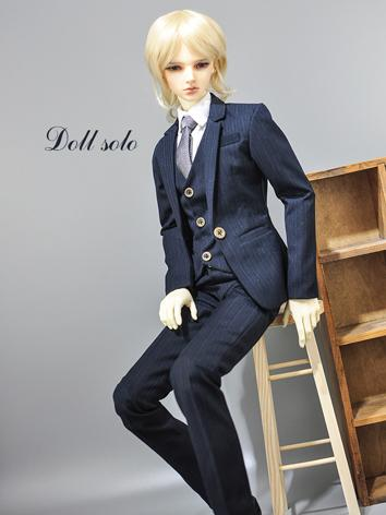 BJD Clothes Boy Outfit Dark...