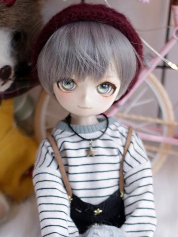 BJD GuGu 28cm Ball-jointed doll 2D DOLL