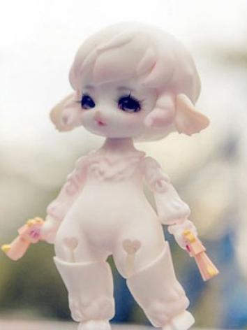 BJD Sheep 12cm Pet Ball Jointed Doll「+SIO2+」