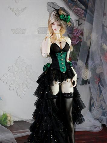 Bjd Clothes Girl Europe Gre...