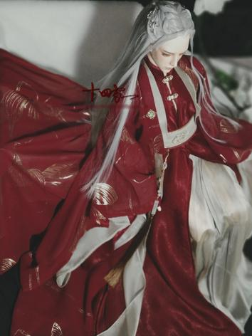 BJD Clothes Chinese Wine An...