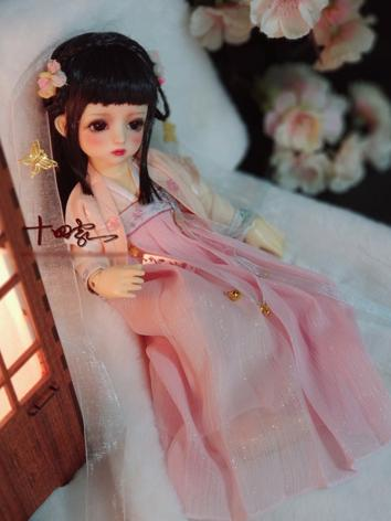 BJD Clothes Chinese Girl An...
