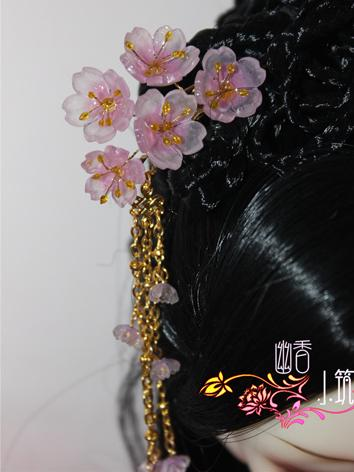 BJD Decoration Ancient Hair...