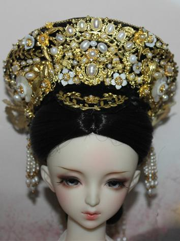 BJD Decoration Ancient Hairpiece Hairwear for SD Ball-jointed doll