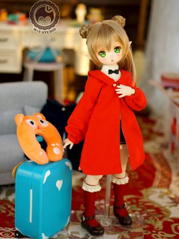 1/4 MSD Clothes Girl Coat W...