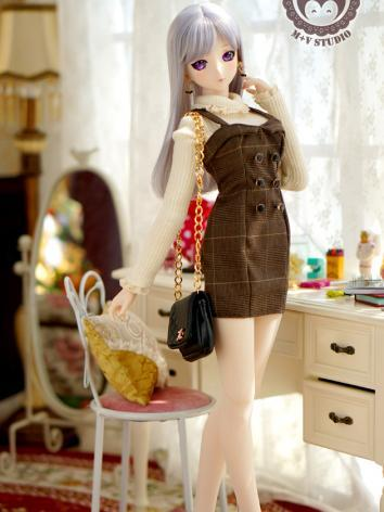 1/3 DD Clothes Girl Lady Su...