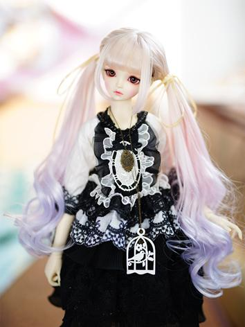 BJD Wig Girl Long Hair Wig ...