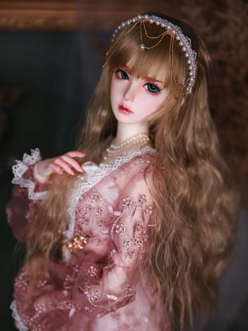 BJD Mina 58CM Girl Ball-joi...